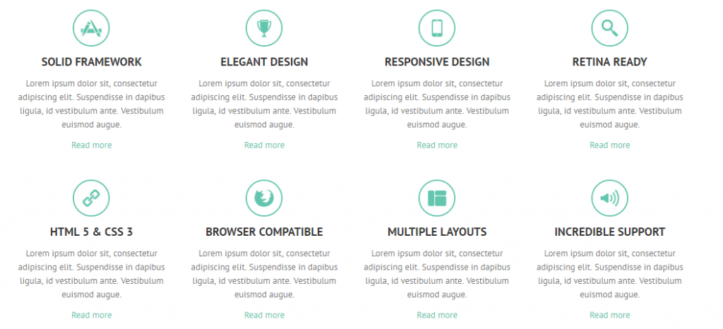 Szablony WordPress - Widok ekranu - Interface Theme
