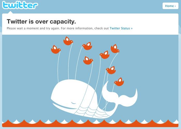 Błąd 503 twitter fail whale