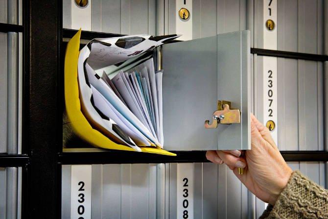 Skrytka pocztowa