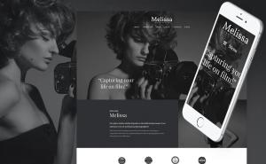 Szablon WordPress dla fotografa