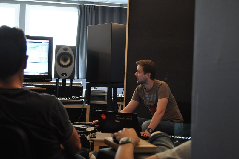Warsztaty z produkcji muzycznej