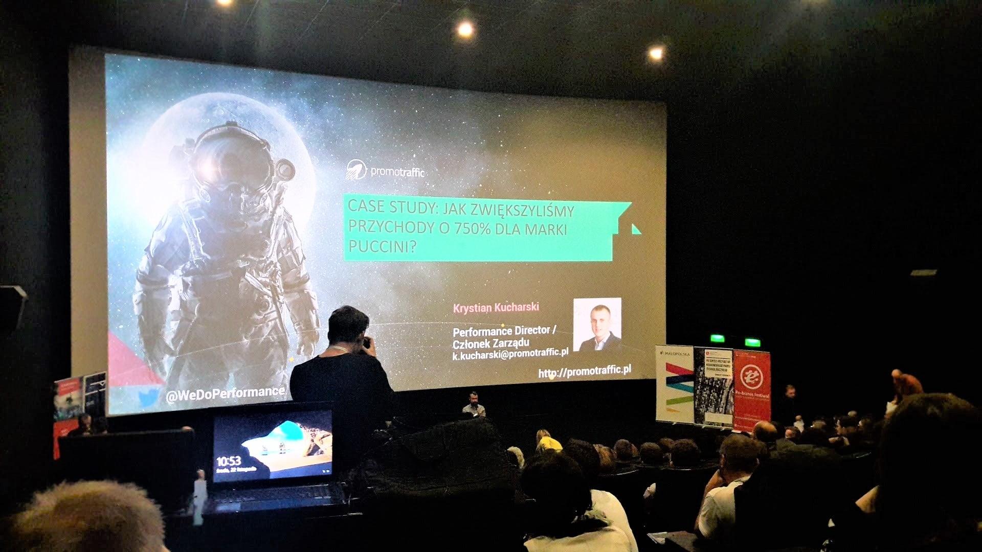 Case study na e-biznes festiwal