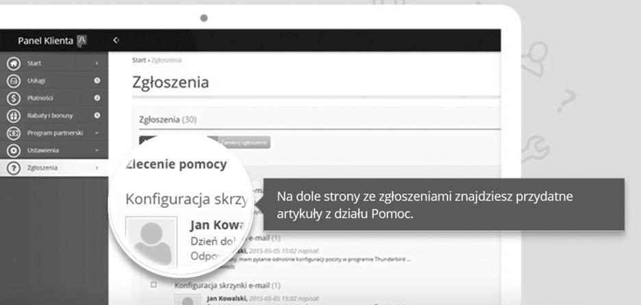 Zgłoszenia techniczne w kei.pl