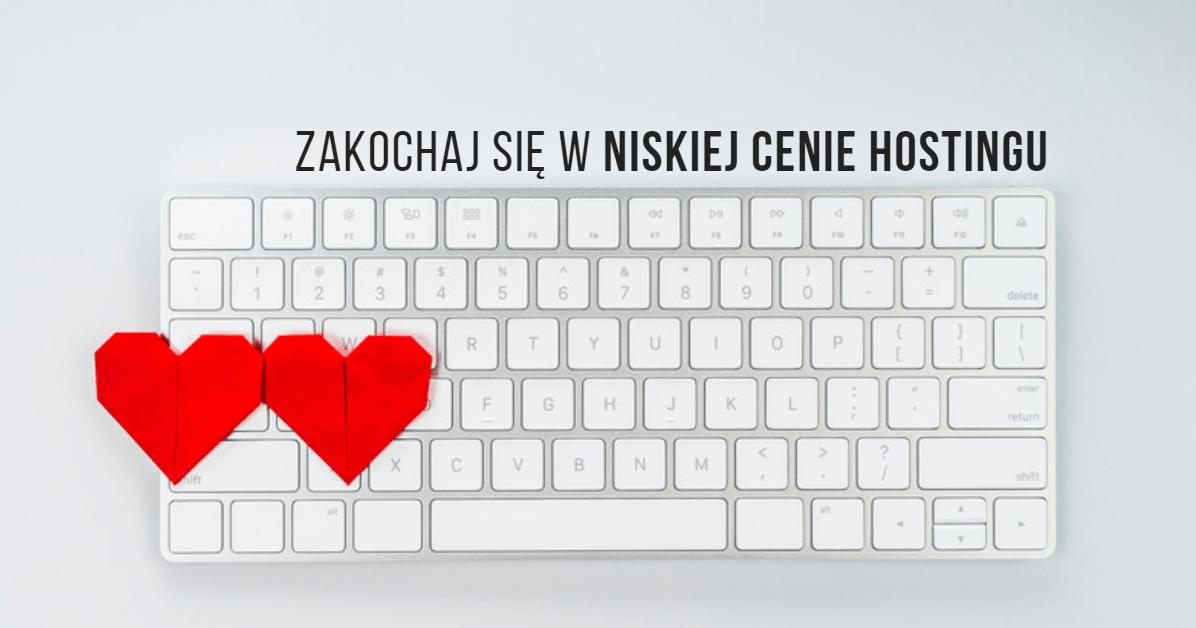 Promocja na hosting w kei.pl