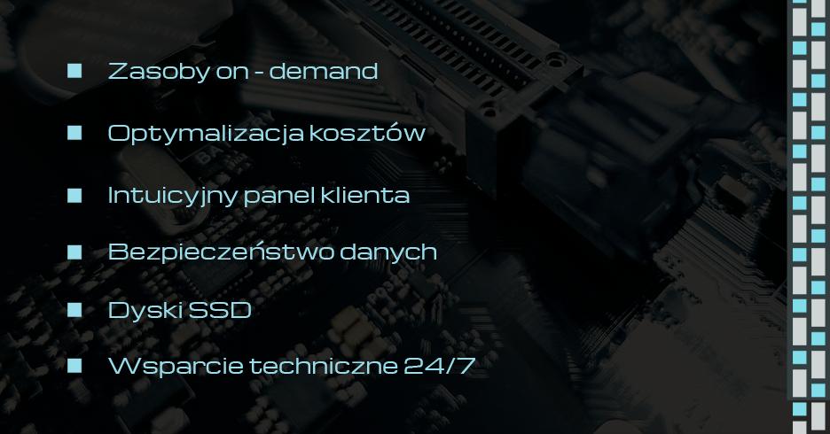 Korzyści serwera zarządzanego