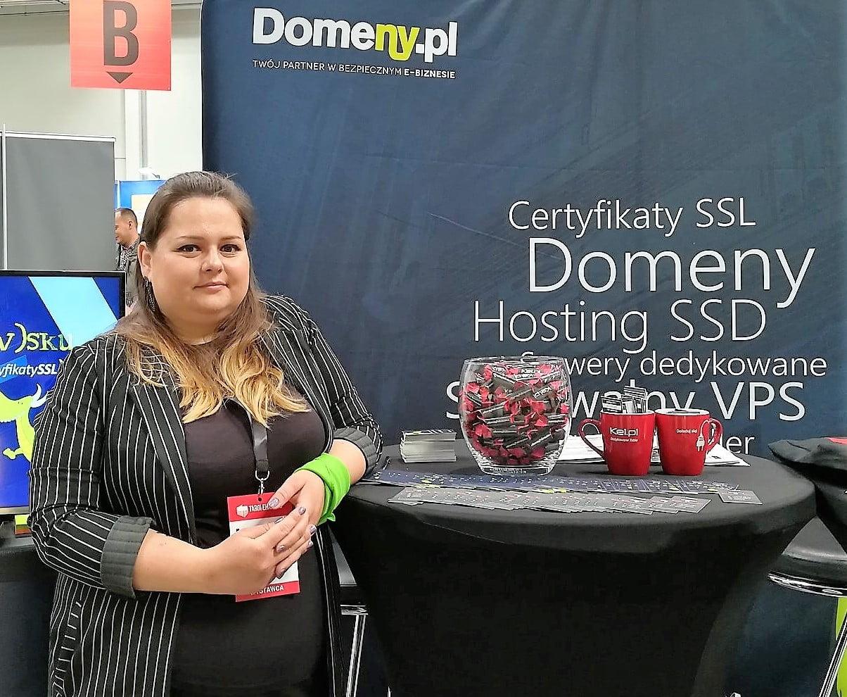 Domeny.pl na targach ehandlu