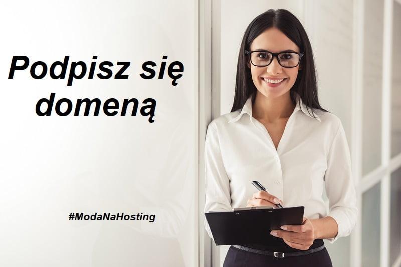 #ModaNaHosting