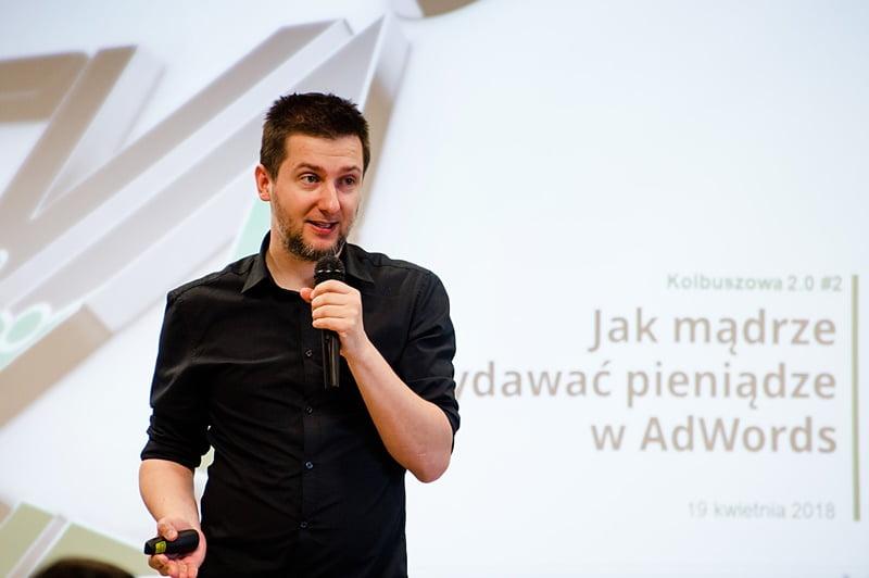 SEM nie takie straszne jak je malują. Najważniejsze zasady zarządzania biznesem online przybliża Krzysztof Marzec CEO DevaGroup