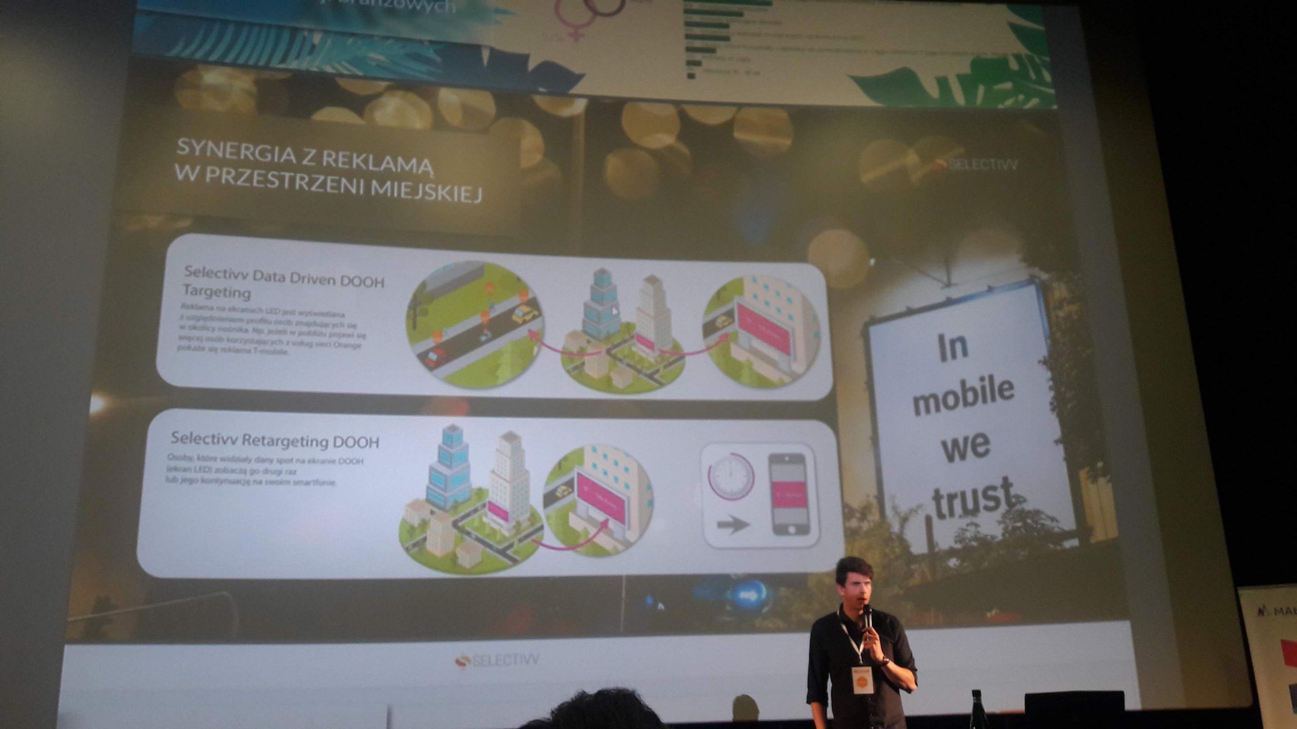 Prelekcja podczas DigitalFest